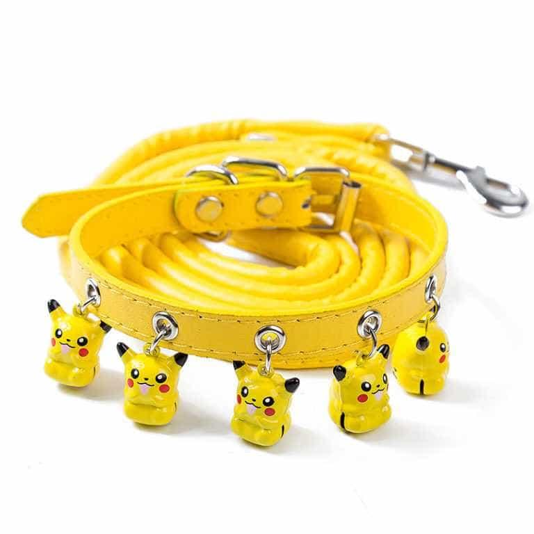 Dây Dắt Vòng Cổ Pikachu